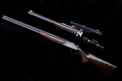 FN Browning - B25 (Cal. 20 & 8X57JRS)